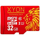 Xyon Technology Micro-SD-Speicherkarte (32 GB) mit SD-Adapter (32)