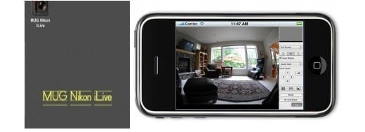 dieser app k nnt ihr nikon kameras mit iphone und ipod touch steuern. Black Bedroom Furniture Sets. Home Design Ideas