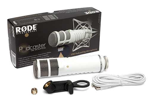 Rode Podcaster USB