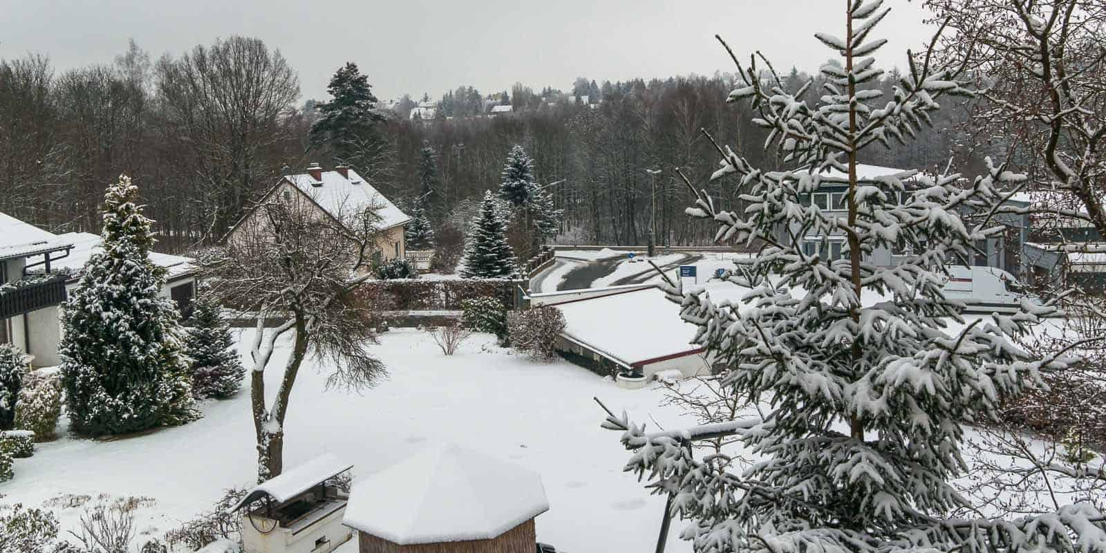 Winter in Oberkotzau