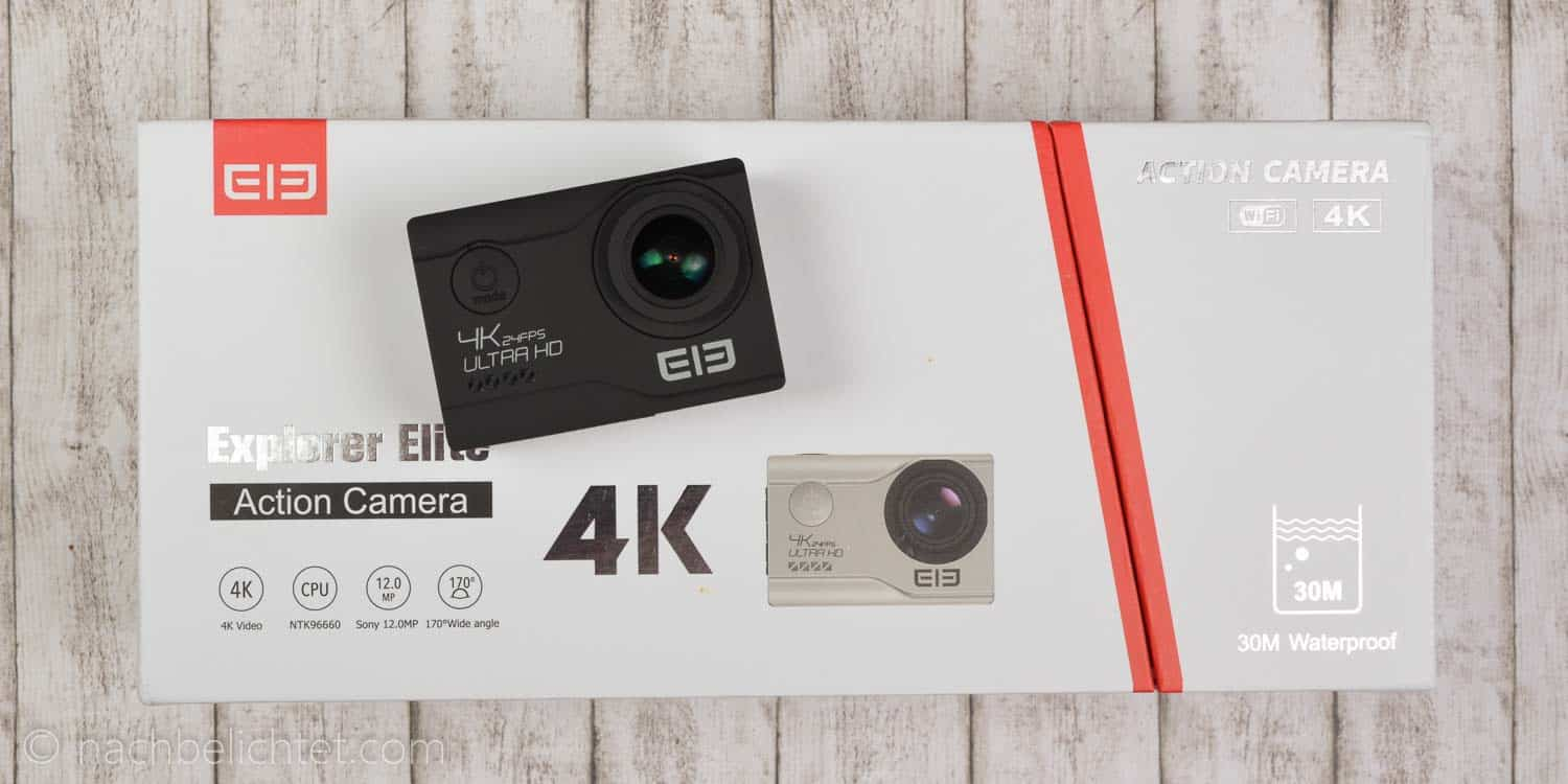 elephone ele explorer 4k ultra hd wifi action camera die. Black Bedroom Furniture Sets. Home Design Ideas