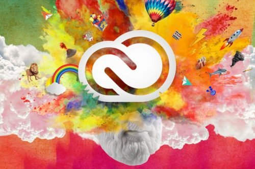 Adobe Creative Cloud im Angebot