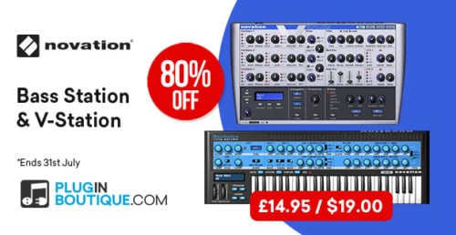 Deal: Novation Bassstation und K-Station für 16,31 Euro
