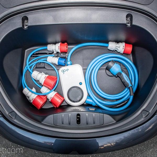 go-eCharger HOME+: meine Wallbox für das Tesla Model 3