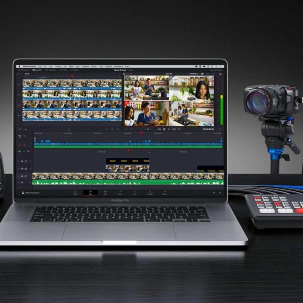 YouTuber-Traum: Blackmagic Design ATEM Mini Pro ISO Videomixer