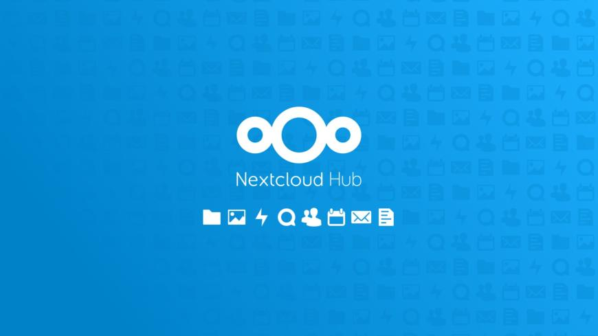 Nextcloud Server daheim