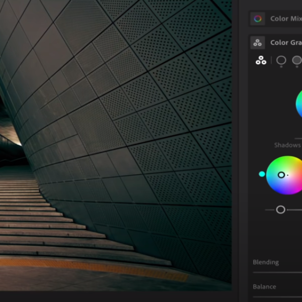 Lightroom V10 mit Color Grading ist da