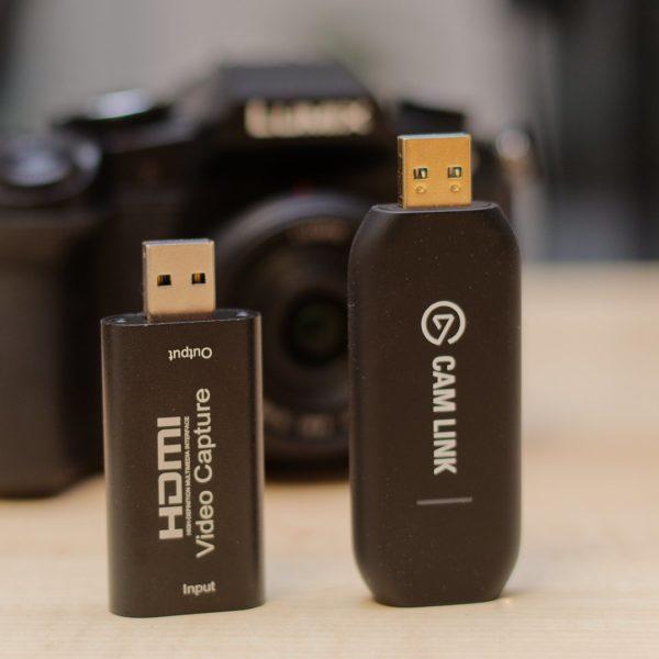(Fast) jede Kamera für unter 15 Euro zur Webcam machen